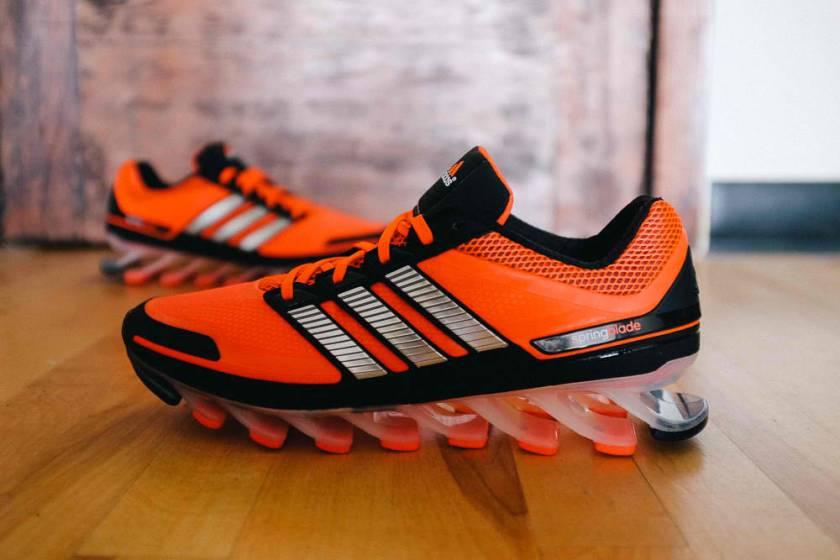 info for ae1da 59757 adidas Springblade: God knows I'm not big on shoes but I'm ...