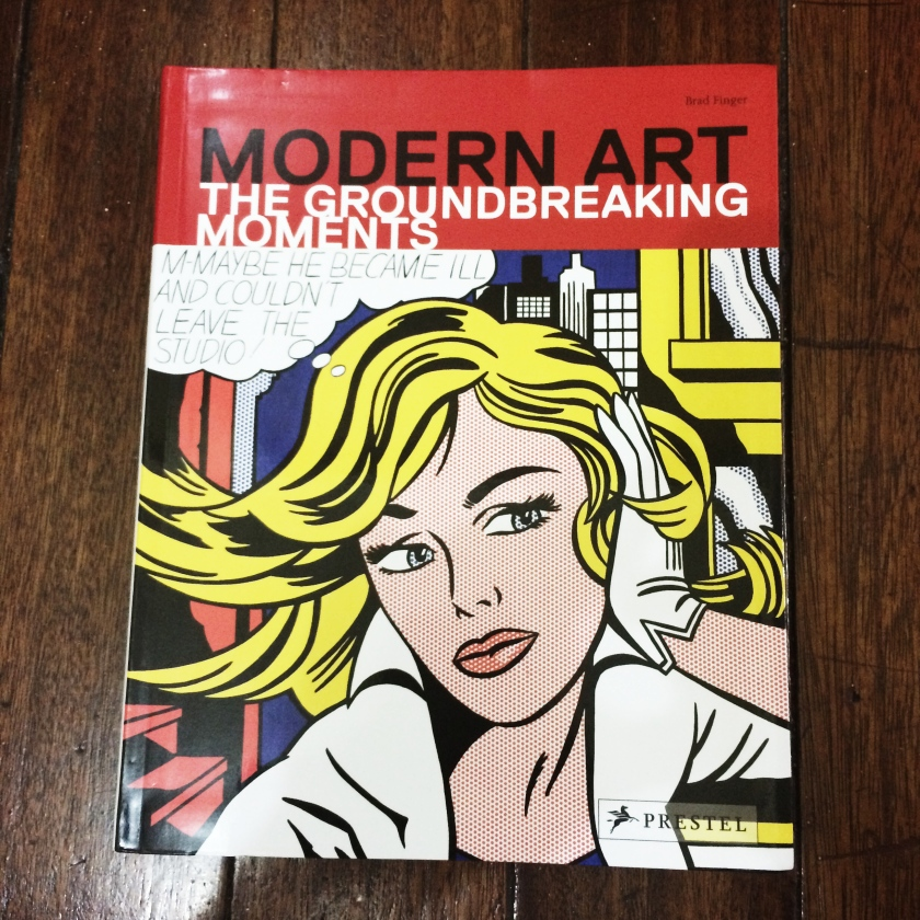 modern art the groundbreaking moments prestel