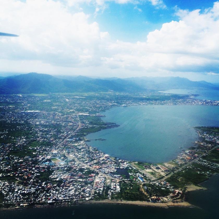 Tacloban Aerial View