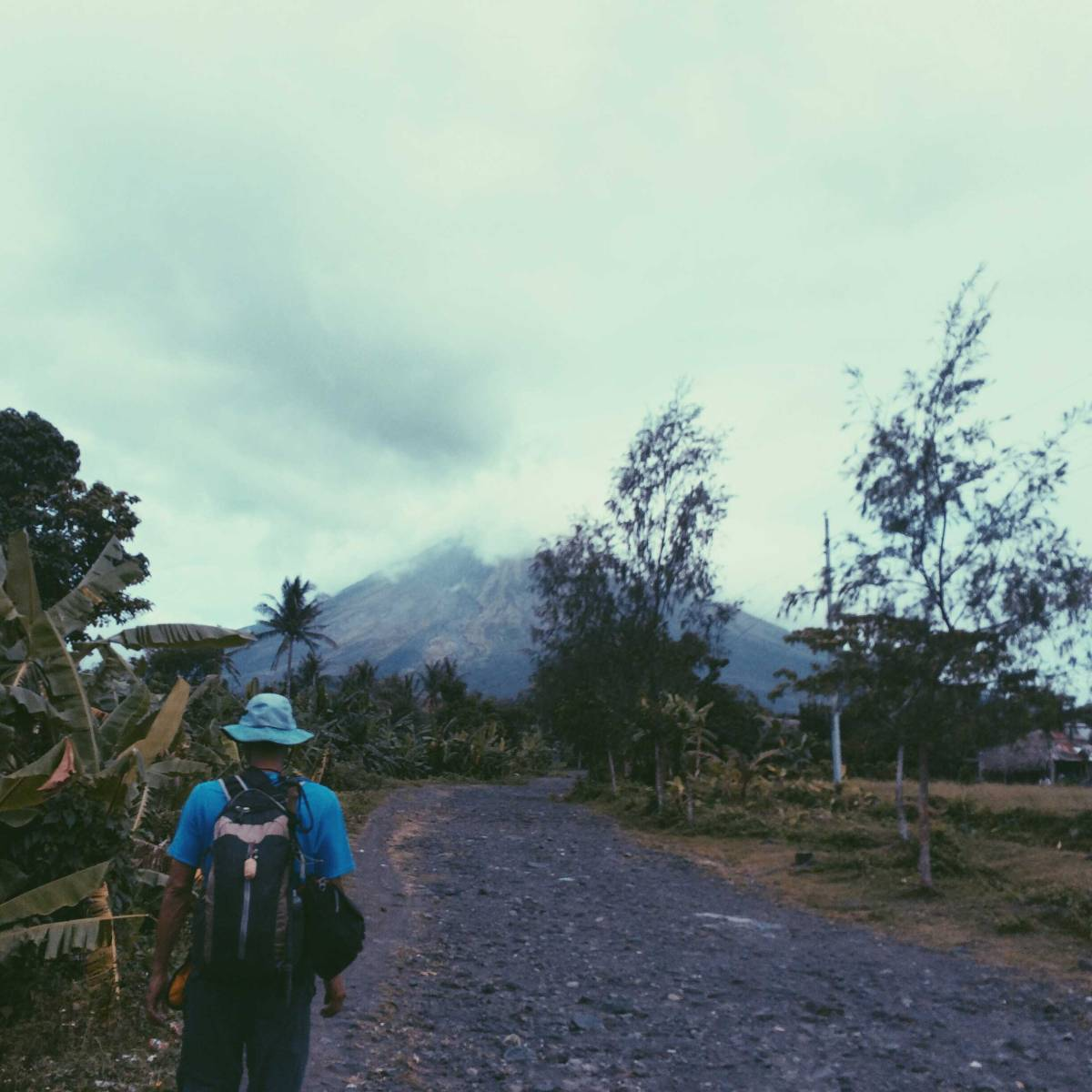 TWT Detour: Snapshots of Mt. Mayon