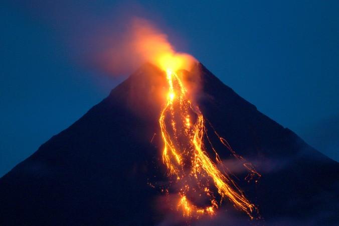 Mt. Mayon Bullit Marquez
