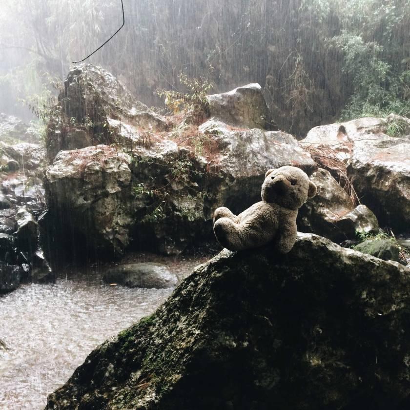 Sagada-Rain