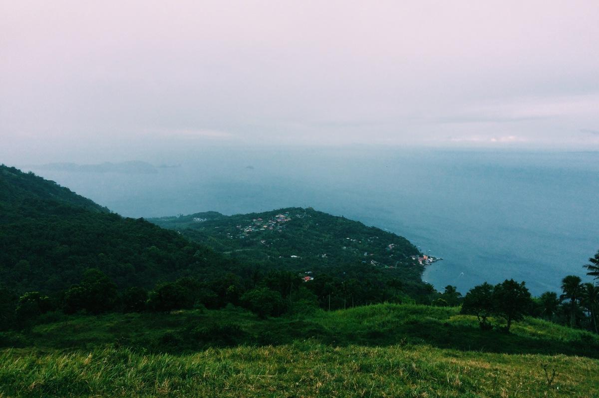 Let's not get piggy: Mt. Gulugod Baboy, Mabini,Batangas